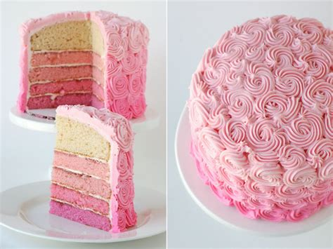 pink ombre swirl cake glorious treats pink ombre swirl cake glorious treats