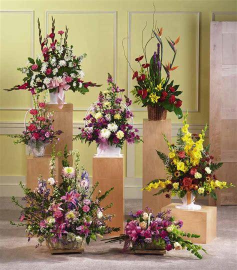 trumpet florists sympathy arrangements