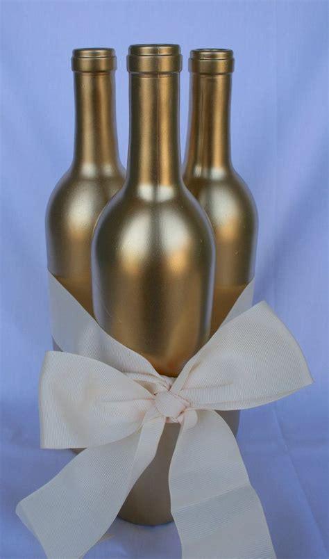 chagne bottle centerpieces best 20 wine bottle flowers ideas on