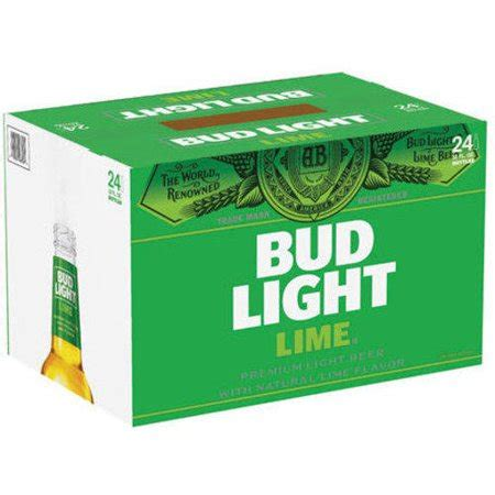 bud light lime 24 pack bud light lime 24 pack 12 fl oz walmart com