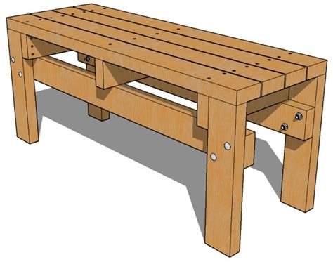 bench seat plans woodworking projects plans