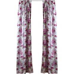 laura ashley home lidia curtain panel set amp reviews wayfair