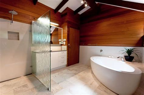 wood paneling in bathroom 17 best images about how to install wood paneled bathroom
