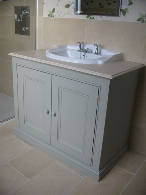 bathroom sink with cupboard cupboards shelf units cabinets bespoke fitted