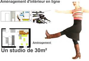 comment amenager un studio de 30m2
