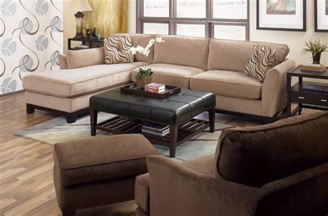 luca ottoman la z boy living room furniture and accents the la z