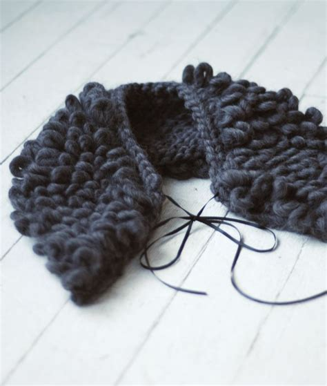 how to knit a pan collar 57 best crochet collars images on crochet