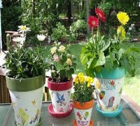 Bunga Pot Asli 2 contoh kreasi unik pot bunga zona kreatif