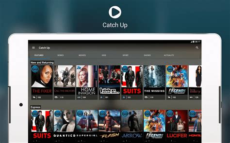 film 4 catch up app dstv now android apps on google play