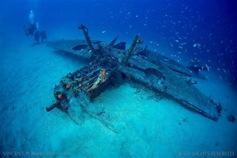 Inverted Living by Wreck Dive Sunken Messerschmitt Bf 109g Urban Ghosts Media