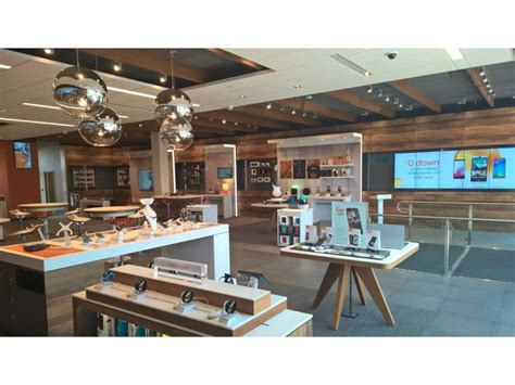 store layout features new at t store in sarasota features innovative design