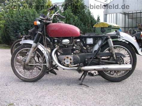 Motorrad Honda Gebrauchtteile by Honda Cb 250k4 Motorradteile Bielefeld De