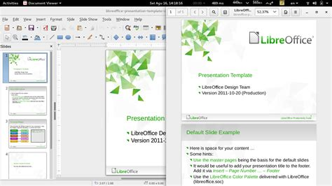 Libreoffice Command Line Convert Multiple Files Odp To Pdf Libreoffice Presentation Templates
