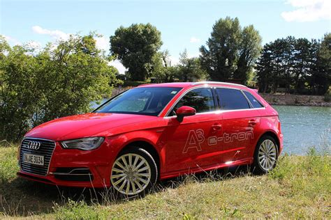 Audi E Tron Test by Audi A3 E Tron Review