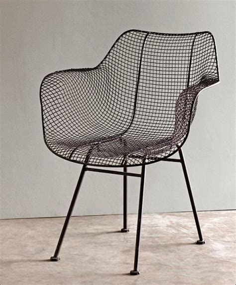 Metal Wire Dining Chairs by Biscayne Wire Chairs 171 Price Studio