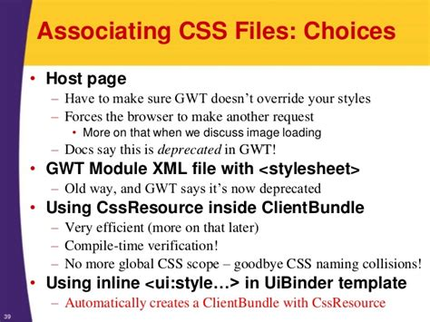 css gwt tutorial gwt tutorial advanced control of layout with uibinder