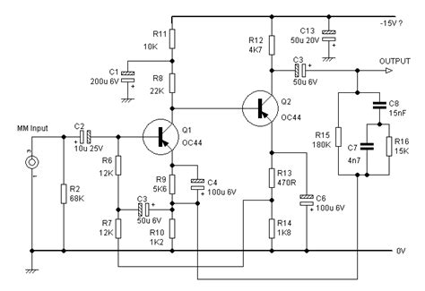 germanium transistor lifier schematic germanium transistor pre schematic 28 images 10 w audio lifier with germanium transistors