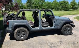 Jeep Unlimited Ask The Who Owns One Jeep Wrangler Unlimited