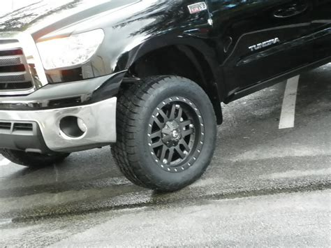 Toyota Tundra All Terrain Tires Gwt Motoring Wheels Tires More