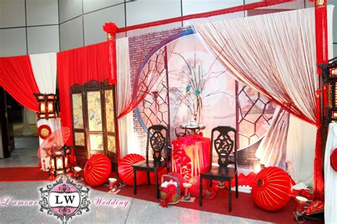 tradisional theme decoration
