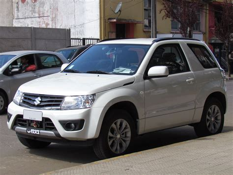 Suzuki 2014 Grand Vitara 2014 Suzuki Grand Vitara Ii Pictures Information And