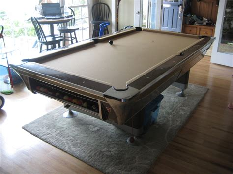 vintage pool table blast from the past retro pool table dk billiards service orange county ca