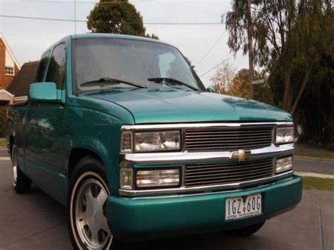 chevrolet silverado for sale australia 1996 chevrolet silverado 1500 auto for sale from