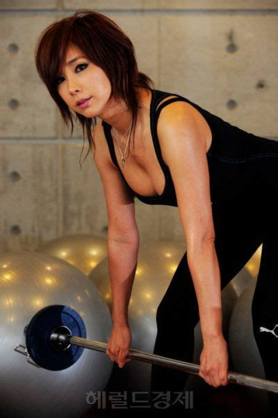 japanese women fitness korean woman looks 30 years younger than actual age may