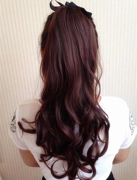 hairstyles curly hair tied up 1x women girls nature curly ponytail wigs charming hair