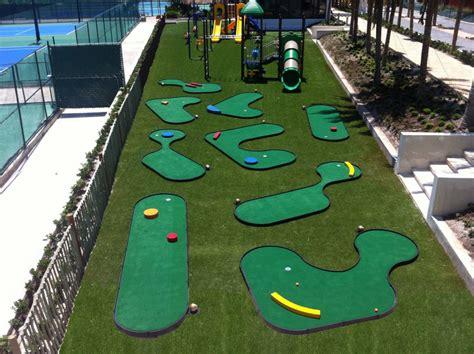 minigolf da giardino tour links miniature golf tour links