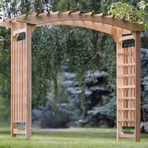 Ways to decorate a wedding arbor