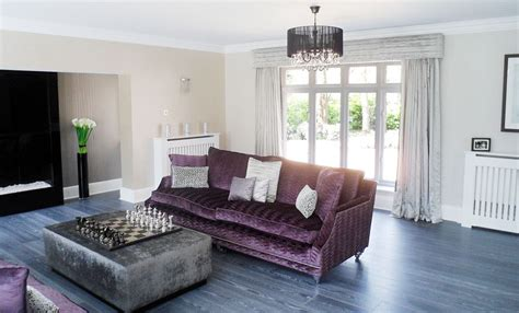 interior design curtains and blinds finished curtains furniture and soft furnishings