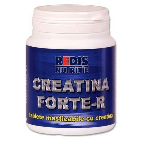 creatine r redis creatina forte r chewing tablets