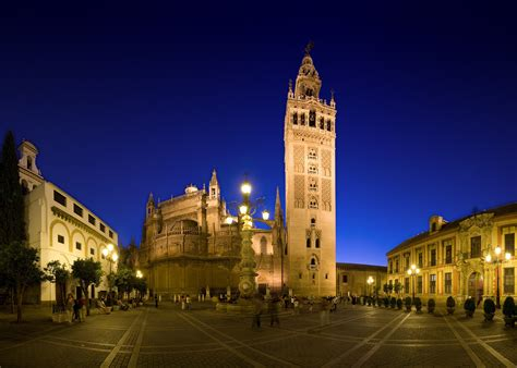 la spain la giralda 1172 1182 seville spain architecture