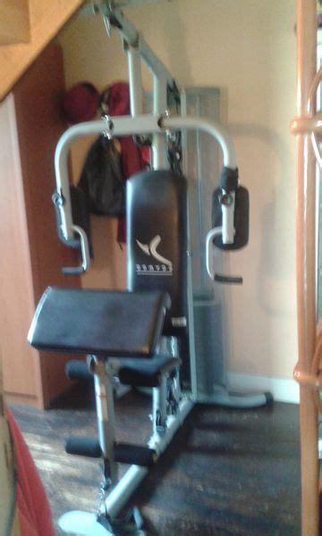 exercice banc de musculation domyos hg 60 233 quipements domyos occasion dans l oise 60 annonces
