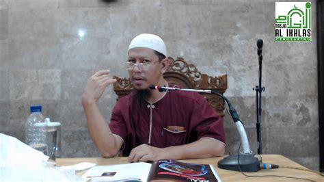 youtube ayat ayat cinta part 2 ustadz abu ihsan al maydani lc ma tema ayat ayat allah
