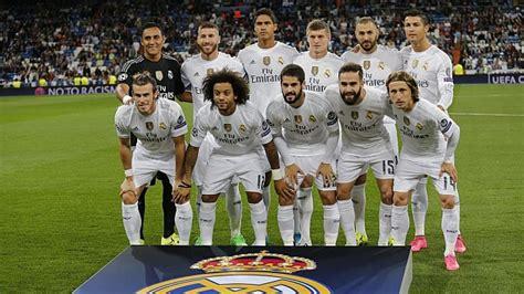 fotos del real madrid jugadores real madrid valora a los jugadores del madrid marca com