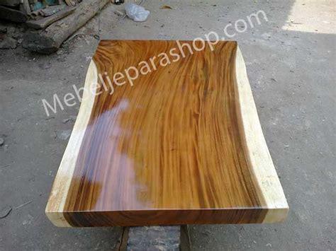 Meja Kayu Meh meja makan kayu meh mebel jepara shop