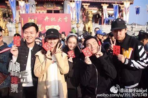 film seri zhong kui william yang xuwen to become zhong kui dramapanda