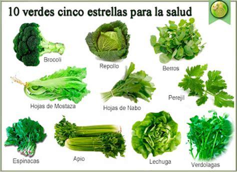 imagenes de hojas verdes comestibles buenasiembra 10 saludables vegetales verdes