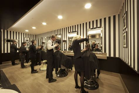 Lu Barbershop Lu Barberpole pictures barbershop classic cuts and shaves institution s only