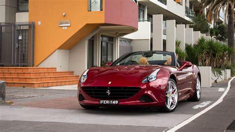 ferrari california  redesign car reviews rumors