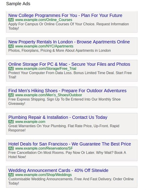 Are Expanded Text Ads Eating Seo Traffic Karooya Expanded Text Ads Template