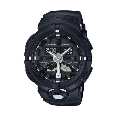 Jam Tangan Pria Sport Outdoor Casio Ga500 G Shock Black Orens jual casio g shock ga 500 1a jam tangan pria harga kualitas terjamin blibli