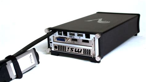 Graphic Card External external graphics card for laptop via usb infocard co