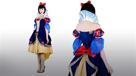 Kostum Snow White Deluxe s disney deluxe snow white costume
