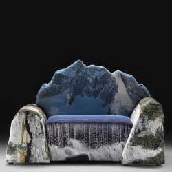 unusual couches amazing mountain chair weird furniture