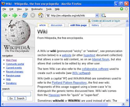 layout web wikipedia the realm of interactive design a breakdown of various