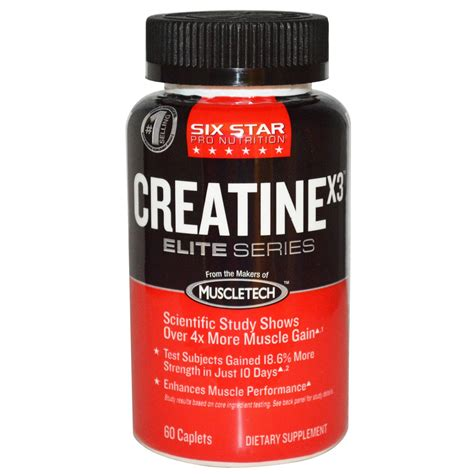 creatine x3 muscletech six pro nutrition creatine x3 elite