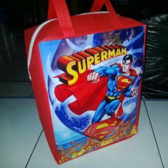 Tas Souvenir Ultah Anak Banner jual tas culang tahun anak souvenir ultah resleting banner